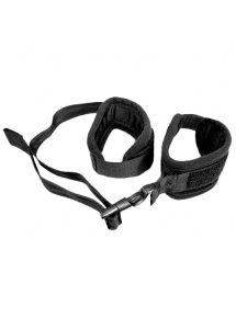 SexShop - S&M Adjustable Handcuffs – Kajdanki z regulowanym pasem - online